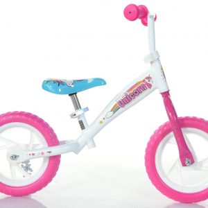 Dino Bikes - Children's 12'' Runner - Unicorn (140R-UNC)
