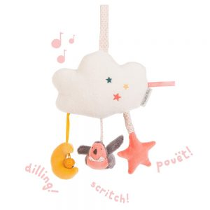 Moulin Roty - Musical activity cloud (664057)