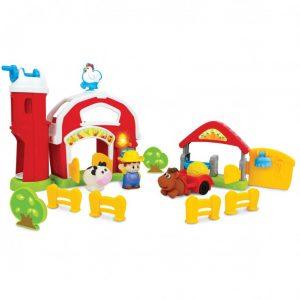 Winfun - Barnyard Fun Playset (001305)