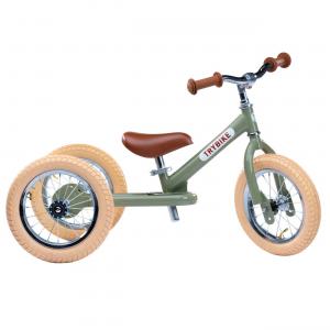 Trybike - 3 Wheel Steel, Vintage Green