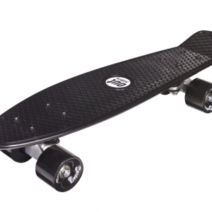 Outsiders - Retro Skateboard - ABEC-5 (Black)