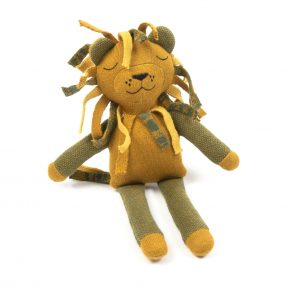 Smallstuff - Activity Toy Leo The Lion - Hazel