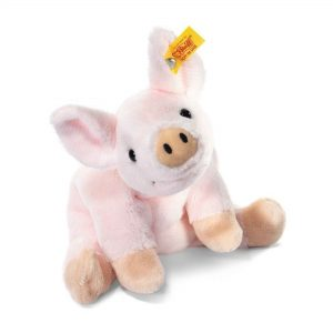 Steiff - Little Floppy Sissi pig, pink (281266)