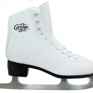 Cantop - Ice Skate - White (Size: 41)