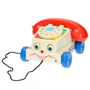 Fisher-Price - Chatter Phone (201694)