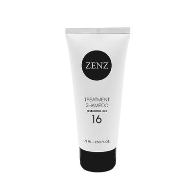ZENZ - Organic Rhassoul No. 16 Treatment Shampoo - 75 ml