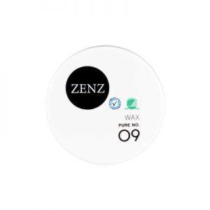 ZENZ - Organic Styling No. 9 Wax Pure - 75 ml