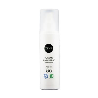 ZENZ - Organic Volume Hair Spray No. 86 Medium Hold - 200 ml