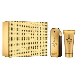 Paco Rabanne - 1 Million EDT 100 ml + Showergel 100 ml - Giftset