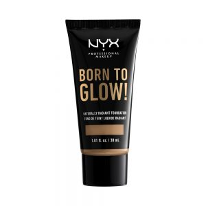 NYX Professional Makeup - Born To Glow Naturally Radiant Foundation - Natural Tan