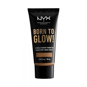 NYX Professional Makeup - Born To Glow Naturally Radiant Foundation - Almond