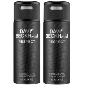 David Beckham - 2x Respect Deo Spray