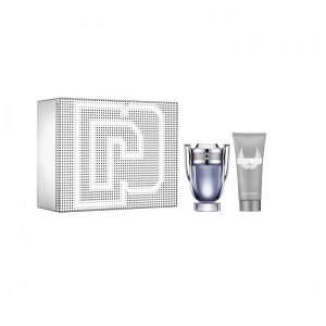 Paco Rabanne - Invictus EDT 100 ml + Showergel 100 ml - Giftset