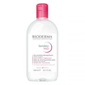Bioderma - Sensibio H2O Micellar Solution 500ml