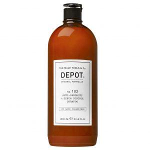 Depot - No. 102 Anti-Dandruff & Sebum Control 1000 ml