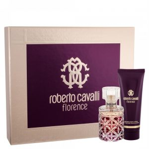 Roberto Cavalli - Florence EDP 50 ml + Body Lotion 75 ml - Giftset