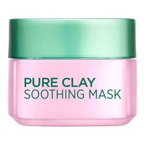 L'Oréal - Pure Clay Soothing Mask 50 ml