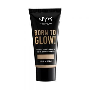 NYX Professional Makeup - Born To Glow Naturally Radiant Foundation - Alabaster