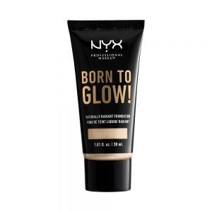 NYX Professional Makeup - Born To Glow Naturally Radiant Foundation - Fair