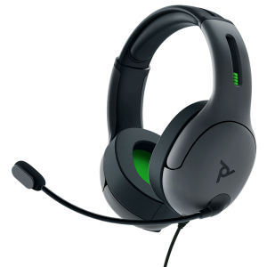 Xbox Wired Headset LVL50 Black