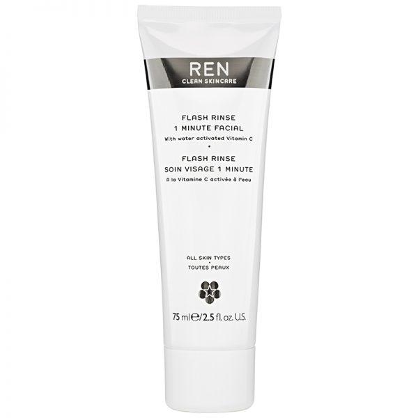 REN - Beauty Booster Flash Rinse 1 Minute Facial 75 ml