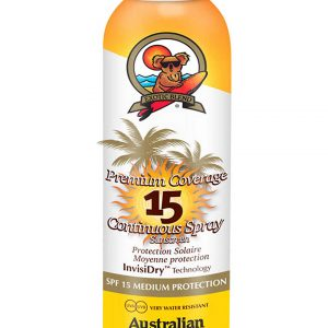 Australian Gold - Premium Coverage SPF15 Spray 177 ml