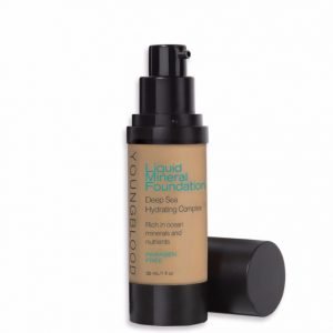 YOUNGBLOOD - Liquid Mineral Foundation - Tahitian Sun