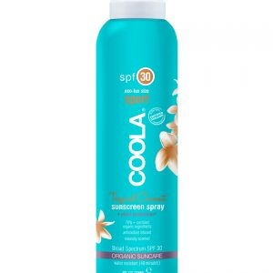 Coola - Sport Continuous Spray SPF 30 - Tropical Coconut 236 ml
