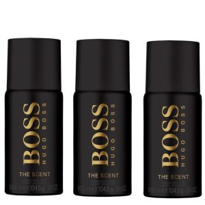 Hugo Boss - 3x The Scent - Deo Spray 150 ml