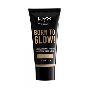 NYX Professional Makeup - Born To Glow Naturally Radiant Foundation - Nude
