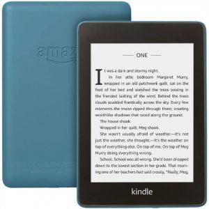Amazon Kindle Paperwhite 8GB - Waterproof eBook Reader