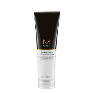 Paul Mitchell - Mitch Double Hitter 2-In-1 Shampoo & Conditioner 250 ml