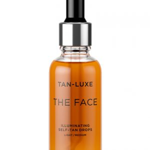 Tan-Luxe - Self Tan Oil The Face Light/Medium 30 ml