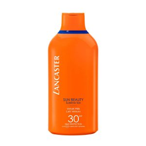 Lancaster - SUN BEAUTY velvet rusketusmaito spf30 - 400 ml
