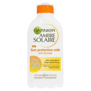 Garnier - Ambre Solaire - Sun Protection Milk 200ml - SPF 20