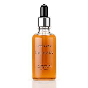 Tan-Luxe - Self Tan Oil The Body Light/Medium 50 ml