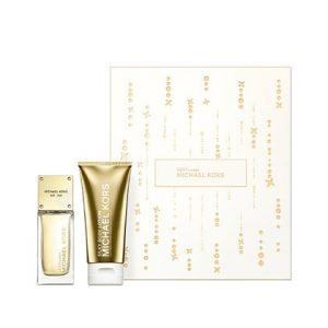 Michael Kors - Sexy Amber EDP 50 ml + Silky Body Lotion 75 ml - Giftset