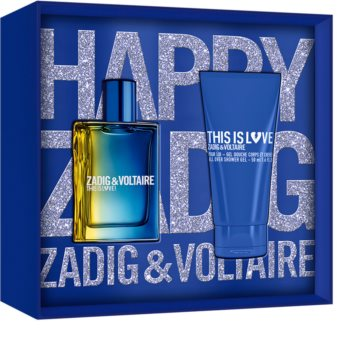 Zadig & Voltaire - This is Love Him! Xmas 20 - Giftset