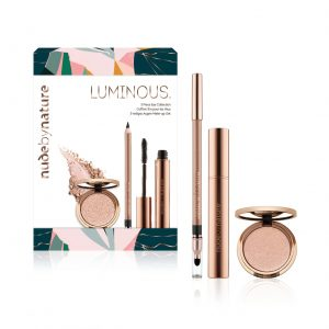 Nude by Nature - Holiday Look - Eye kit