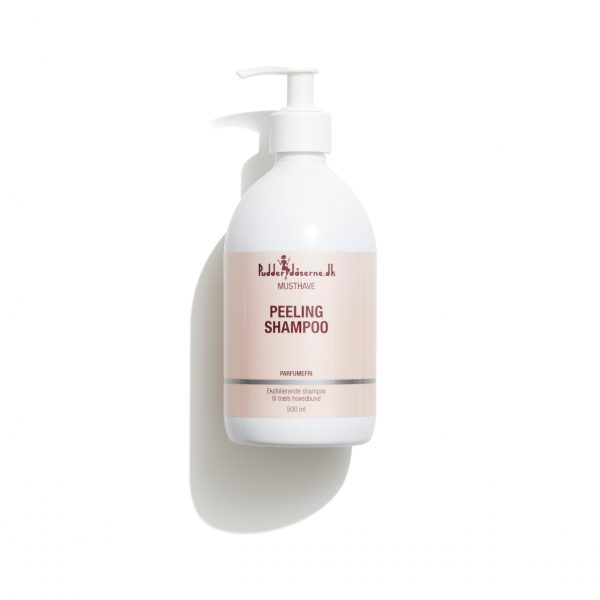 Pudderdåserne - Peeling Shampoo 500 ml