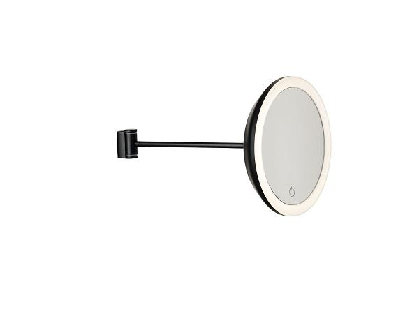 Zone - Wall Mirror - Black (10918)