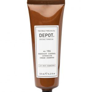Depot - No. 106 Dandruff Control Intensiv Shampoo - 125 ml