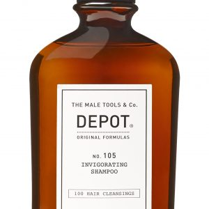 Depot - No. 105 Invigorating Shampoo - 250 ml