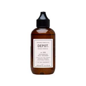 Depot - No. 205 Invigorating Hair Treatment - 100 ml
