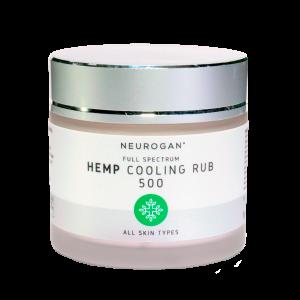Neurogan - CBD Viilentävä voide 500 mg 60 ml
