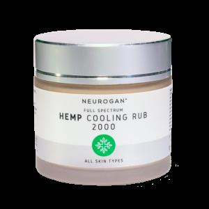 Neurogan - CBD Viilentävä voide 2000 mg 60 ml