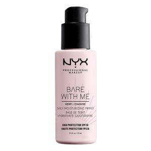 NYX Professional Makeup - Bare With Me Hemp SPF30 Primer