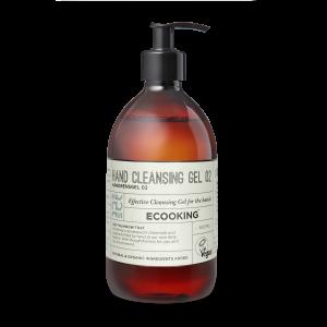 Ecooking - 60% Alkoholi Käsihuuhde Geeli 02 500 ml