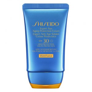 Shiseido - EXPERT SUN Aging Cream Wet Force SPF30 50 ml