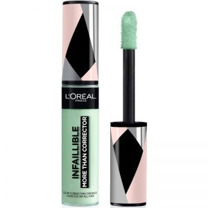 L'Oréal - Infallible More Than Concealer - 001 Green